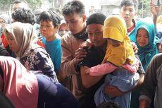 Korban Kecelakaan Karawaci Dimakamkan, Tangis Si Sulung Pecah: Mama, Aku Mau Ikut