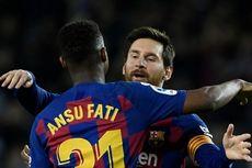 Bukan Lionel Messi, Ansu Fati Sebut Pemain Ini Sebagai Rekan Terbaik