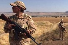 Pasukan Perempuan Kurdi Siap Melawan ISIS