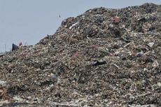 Dalam 2 Hari, Sampah Kota Jakarta Setara Candi Borobudur