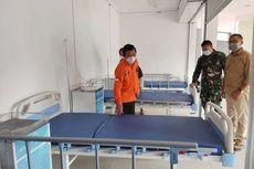 Kapasitas Ruang Isolasi Hampir Penuh, Eks Kantor BPWS Bangkalan Disulap Jadi RS Lapangan untuk Pasien Covid-19