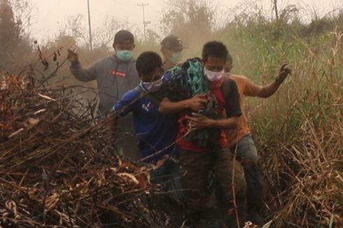 Kualitas Udara di Kalimantan Barat pada Level Berbahaya