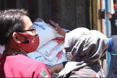 9372 KPM Terima Bantuan Beras Sebesar 30 Kg per Penerima