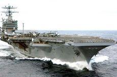Mike Pence: Kapal Induk Carl Vinson Segera Tiba di Perairan Jepang