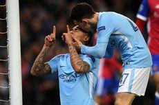 Hasil Liga Champions, Kalah dari Basel, Manchester City Tetap Lolos
