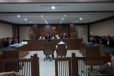 Pengusaha Penyuap Eks Aspidum Kejati DKI Dituntut 4,5 Tahun Penjara