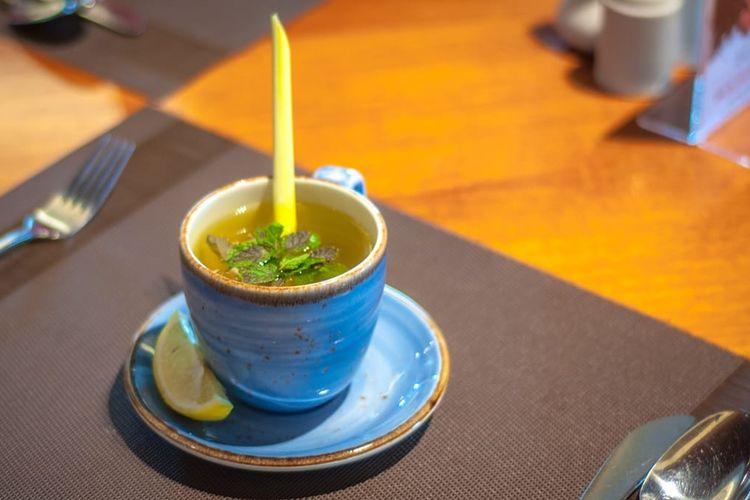Energizer Drink dari Best Western Premier Panbil Batam