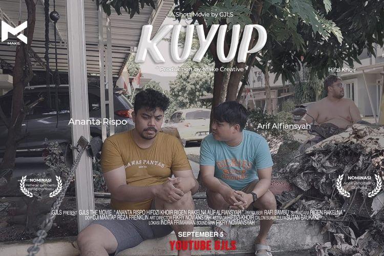Film Pendek Kuyup di YouTube.