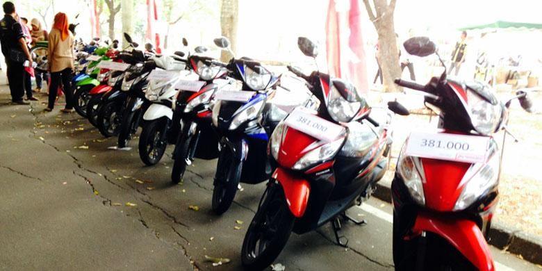 FIF kini punya anak perusahaan yang khusus menjual sepeda motor Honda bekas tarikan.