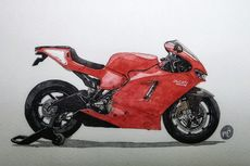 Desmosedici RR, Motor Versi Jalan Raya MotoGP