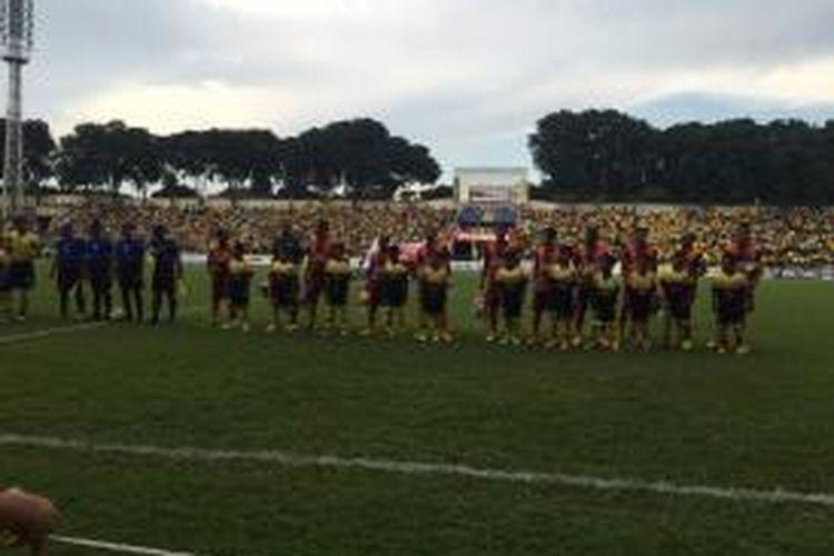 Skuad Pusamania Borneo FC.