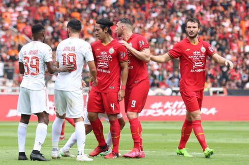 Lakoni Debut Bersama Persija, Marco Motta Kagumi Atmosfer Stadion GBK