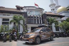 Blusukan Menelusuri Sejarah Batik di Pekalongan dengan Honda BR-V