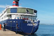 Kapal Prince Soya Tabrak KM Cattleya, Pelabuhan Parepare Bergetar
