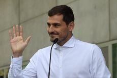 Galang Dana Perangi Corona, Iker Casillas Ingin Gelar El Clasico Vintage