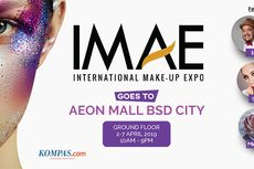 International Makeup Expo 2019 Segera Hadir di AEON Mall BSD City