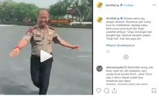 Viral, Postingan Lucu Instagram Khofifah: Kamu Pura-pura Kuat, Padahal Ambyar