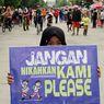 Kementerian PPPA: Angka Perkawinan Anak Indonesia Jadi Sorotan Dunia