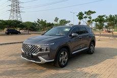 Bahas Desain dan Tongkrongan Hyundai Santa Fe Bensin