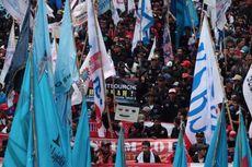 Besok, Giliran Buruh Demo Tolak UU Cipta Kerja di Gedung DPRD Kalsel