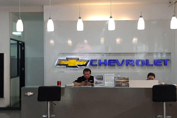 Diler Chevrolet Andalan di Jakarta Pusat