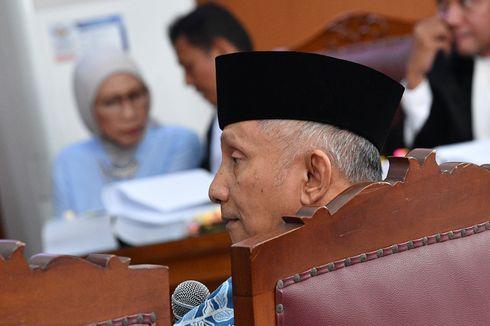Kesaksian Amien Rais dalam Persidangan Ratna Sarumpaet...