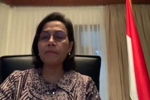 Sri Mulyani Paparkan Skenario Terburuk Perekonomian RI Akibat Corona