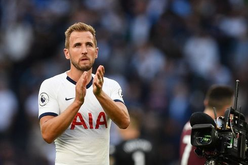 Bayern Vs Tottenham, Jose Mourinho Istirahatkan Harry Kane