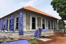 Sebelum Jadi Cagar Budaya, Rumah Gubernur Jenderal VOC Sempat Akan Dibongkar