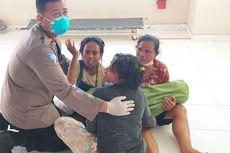 Kisah Kasat Lantas di NTT, Peluk Keluarga Korban Kecelakaan yang Histeris karena Dinyatakan Positif Covid-19