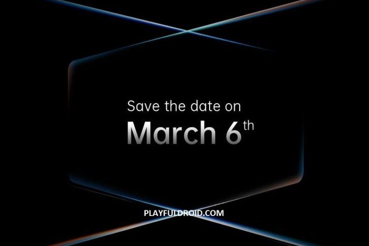 Oppo akan meluncurkan produk terbarunya 6 Maret 2020