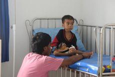 Ayo Bantu Sarlan, Bocah 6 tahun yang Alami Gizi Buruk, Beratnya Hanya 10 Kg