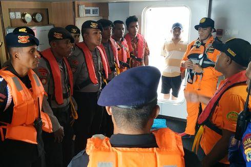 Speedboat Berpenumpang 33 Orang Tenggelam Dihantam Gelombang di Perairan Maluku