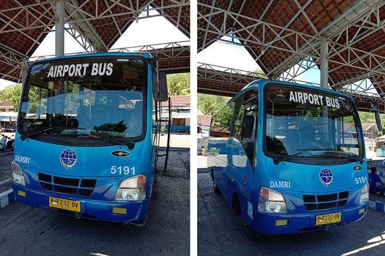 Bus Bandara Banyuwangi - Terminal Sritanjung (Ketapang)