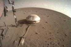 Robot InSight NASA Deteksi 2 Gempa Kuat Guncang Planet Mars