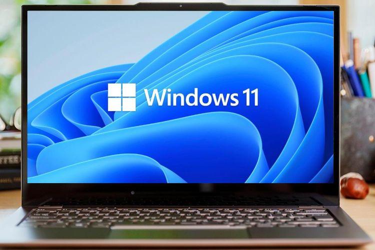 ilustrasi Windows 11