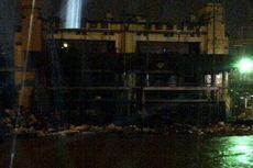 Tanggul di Kebon Baru Jebol, Pintu Air Manggarai Siaga 2