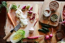 6 Peralatan Dapur yang Sebaiknya Dijemur di Bawah Sinar Matahari