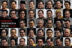 Ini Daftar Menteri yang Masuk Top 10 Versi Alvara Research