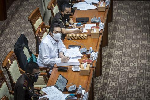 Di Rapat Kerja, Anggota DPR Kritik Kejagung Seolah Jadi Alat Kekuasaan