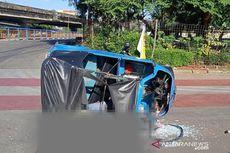 Sopir Transjakarta Akui Keluar Jalur Saat Kecelakaan yang Tewaskan Penumpang Bajaj