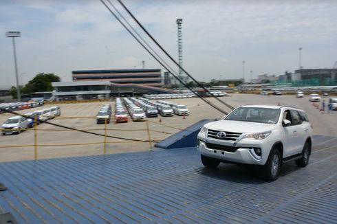 Toyota Indonesia Bakal Kirim Mobil ke Guatemala