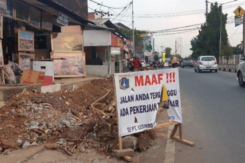 PKL Jakbar Bisa Jualan di Trotoar, Asalkan...