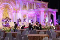 Konsumsi untuk 50.000 Undangan Resepsi Pernikahan Putri Wawali Samarinda Dibagikan ke Panti Jompo