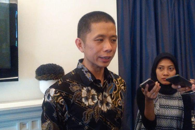 Direktur Investasi Saratoga Devin Wirawan di Jakarta, Kamis (18/7/2019)