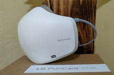 Review LG Puricare Wearable Air Purifier, Masker Canggih Pembersih Udara