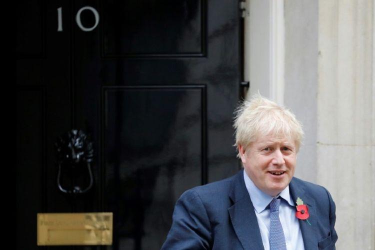 Masuk ICU karena Covid-19, PM Inggris Boris Johson Belum Pakai Ventilator
