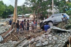 Banjir Bandang Sentani Jayapura, 69 Orang Belum Ditemukan