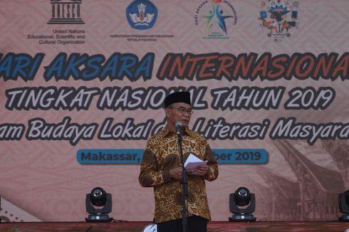 Hari Aksara Internasional, Angka Bebas Buta Aksara Indonesia Capai 98 Persen