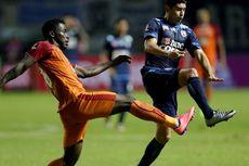 Arema FC Tetap Bawa Vizcarra untuk Hadapi PS TNI